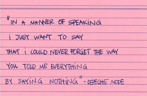 Mannerofspeaking